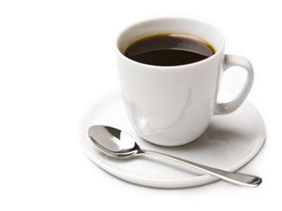 Kopje koffie - tijdens bespreken wensen website