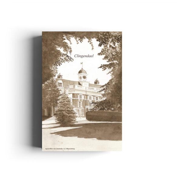 Product: Kalender Clingendael - prductie en online verkoop door VoordenBakker