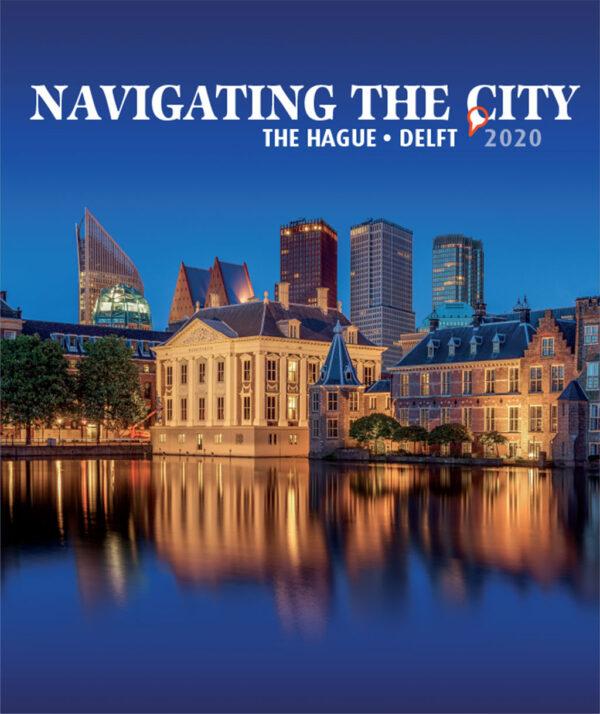 Boek cover Navigating the City 2020 - Den Haag en Delft