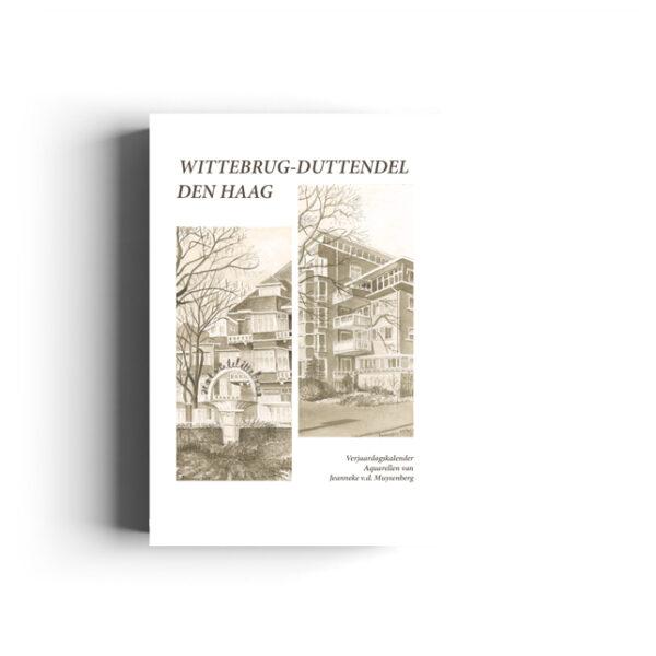 Product Kalender - Duttendel - Den Haag - online te koop