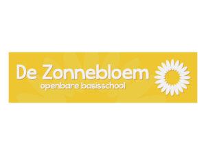 Logo De Zonnebloem openbare basisschool Den Haag