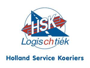 Logo HSK - Holland Service Koeriers - Zoetermeer