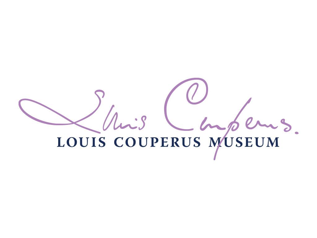 Logo Louis Couperus Museum, Den haag
