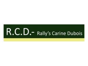 Logo R.C.D. - Rally's Carine Dubois