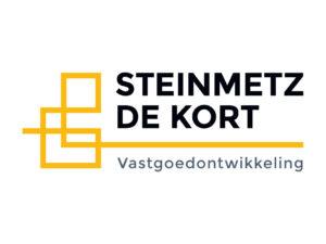Logo Steinmetz De Kort vastgoedontwikkeling