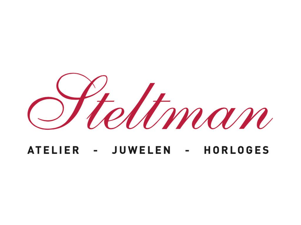Logo Steltman atelier-juwelen-horloges, Statenkwartier Den Haag
