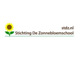 Logo Stichting De Zonnebloemschool Den Haag