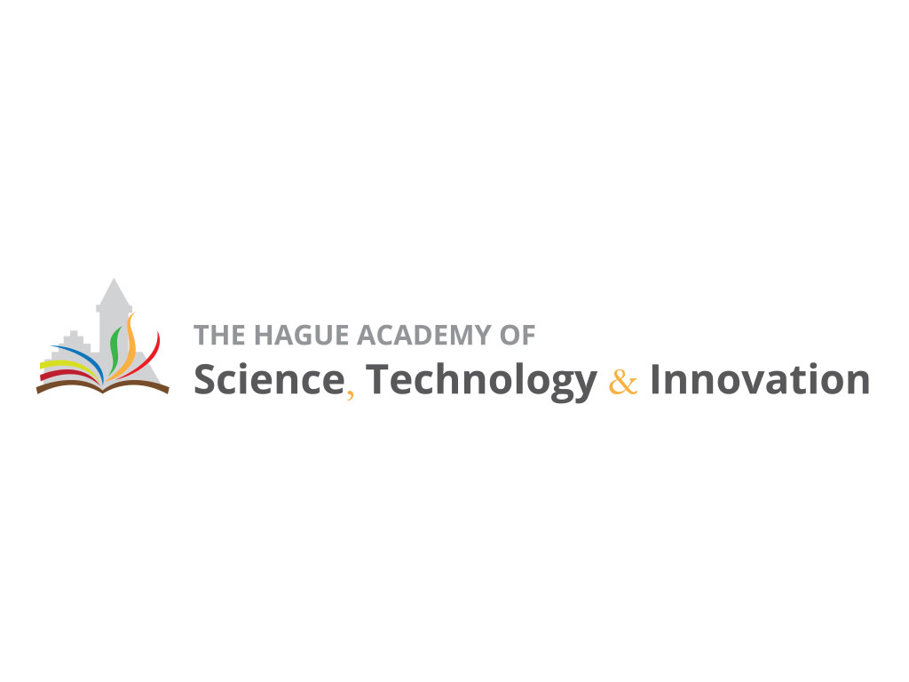 Logo The Hague Academy of science, technology and innovation