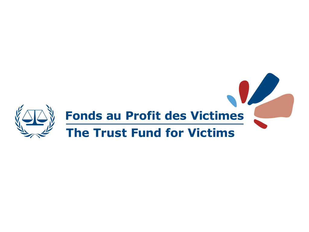 Logo The Trust Fund for Victims - Den Haag