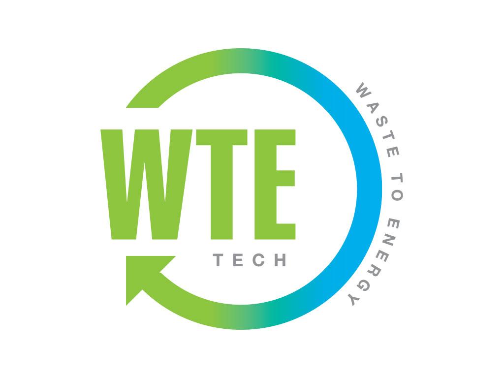 Logo WTE-tech | Waste to Energy - Voorburg