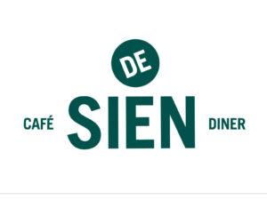 Logo café De Sien, Statenkwartier Den Haag