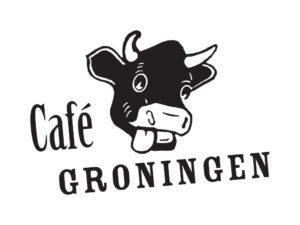 Logo café Groningen, Statenkwartier Den Haag