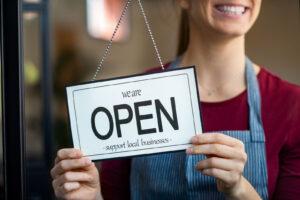 Winkels online open in Coronatijd - VoordenBakker adviseert