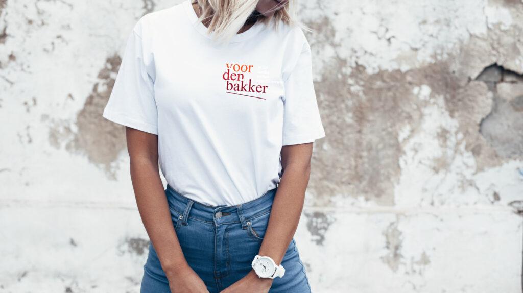 Bedrukken T-shirts en Textiel - Voordenbakker Communicatie