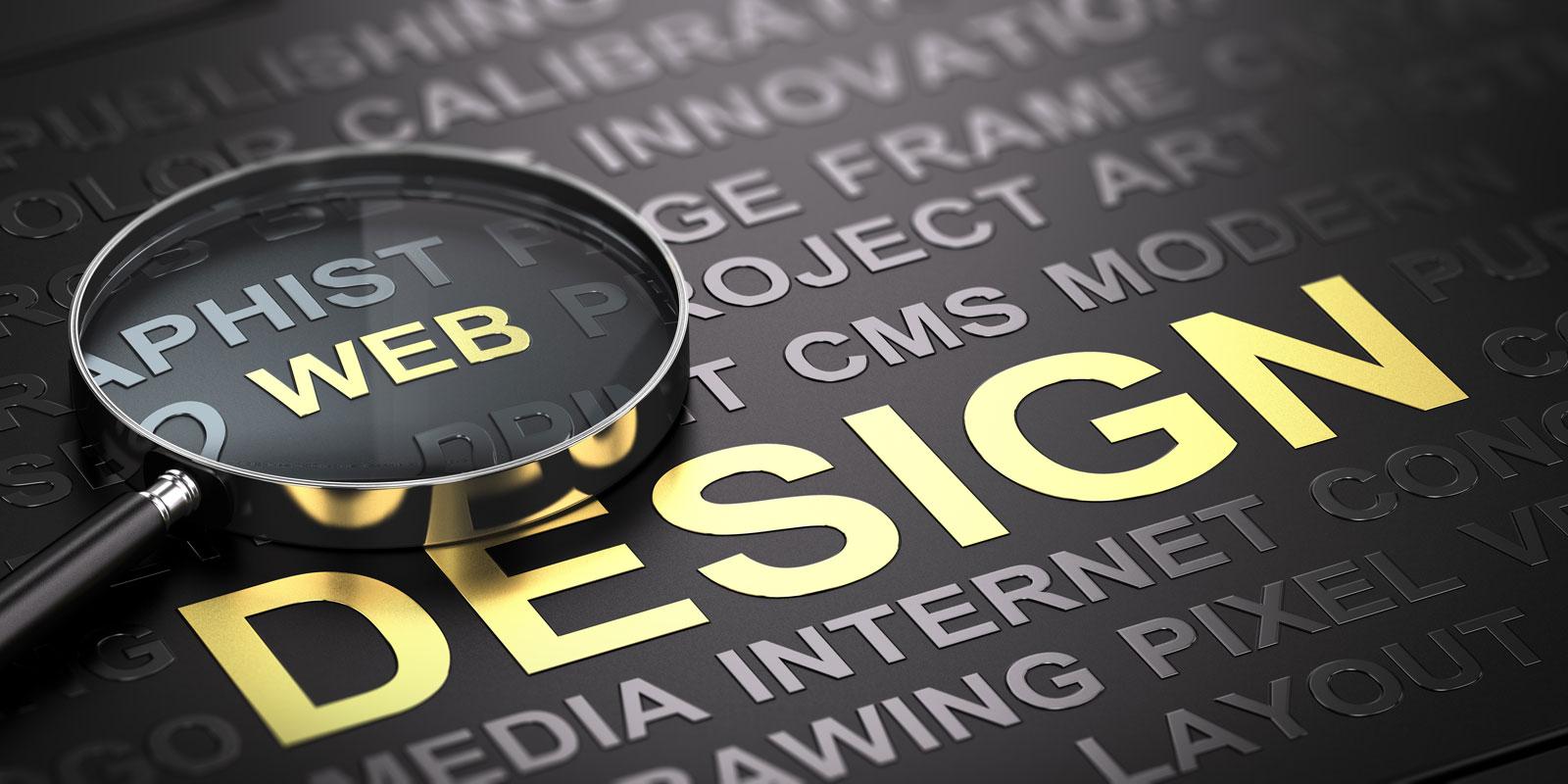 Webdesign - wordt verzorgd door VoordenBakker Den Haag