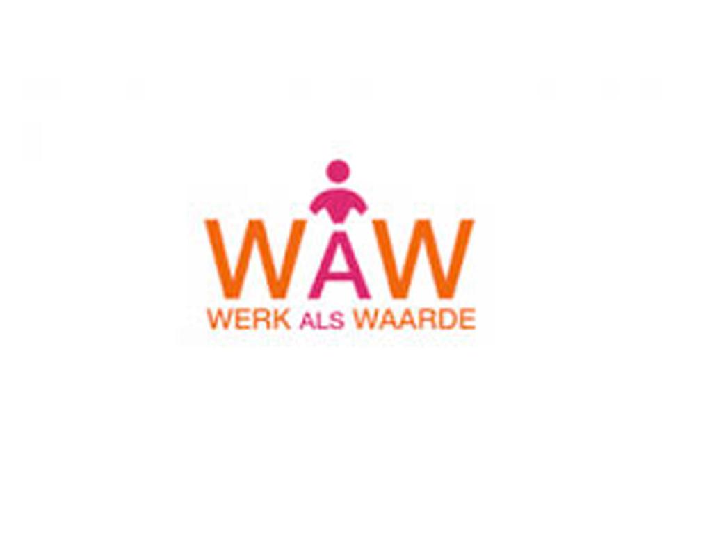 Logo Werk als Waarde